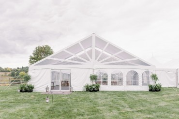 40'x90' JT Structure Tent - 2021 Wedding
